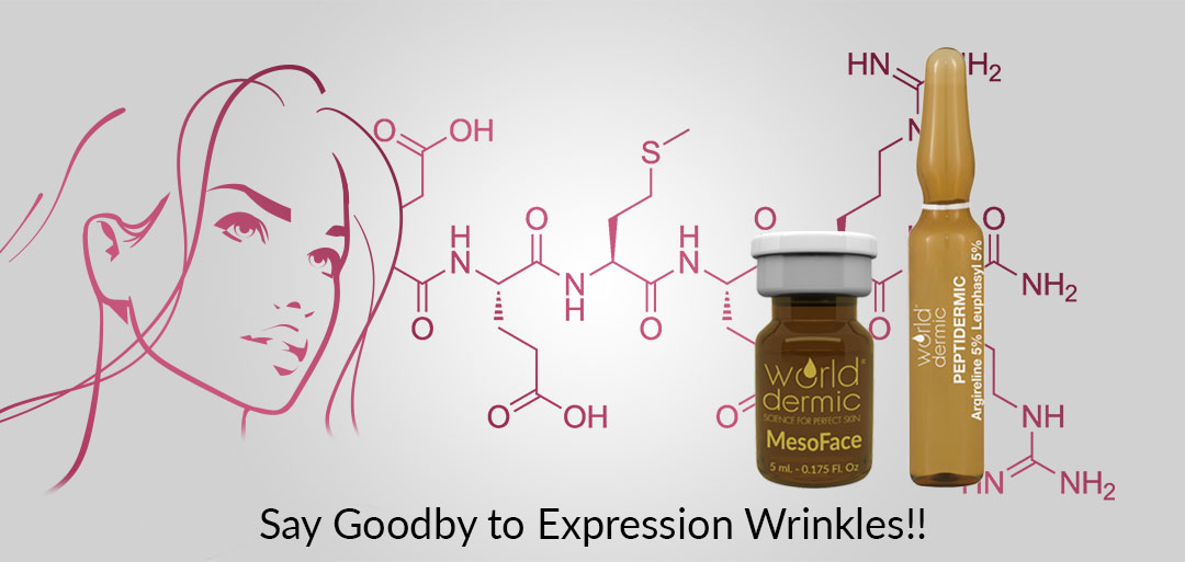 Peptides: Gift your skin the youth!